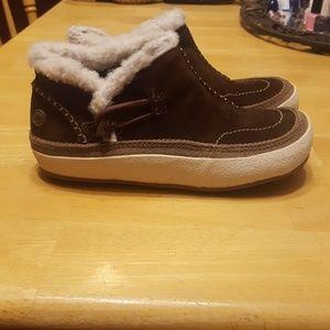 Merrell spirit tibet low boots in expresso